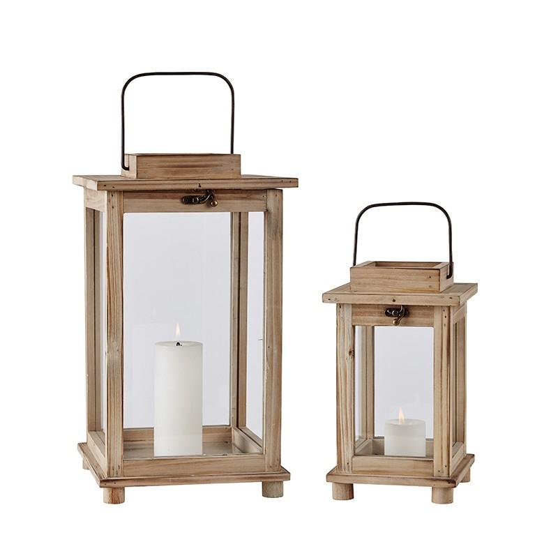 Lanterne legno - Domus - Design per tutti